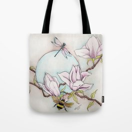 Keepers of the Magnolias Tote Bag