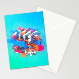 Mograph Stationery Cards