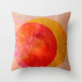 Taste of Citrus Throw Pillow