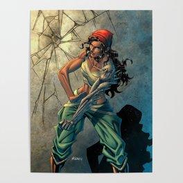 The Martyrs | Malika Poster