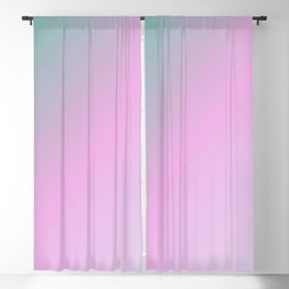 Cotton Candy Grapes Blackout Curtain