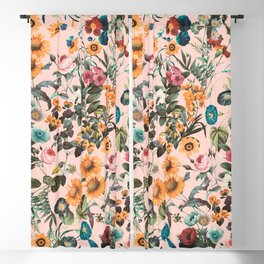 EXOTIC GARDEN XVIII Blackout Curtain