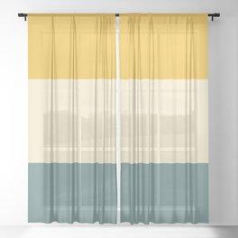 Sunshower Sheer Curtain