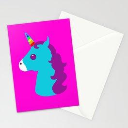 Portrait  of a Unicorn Stationery Cards