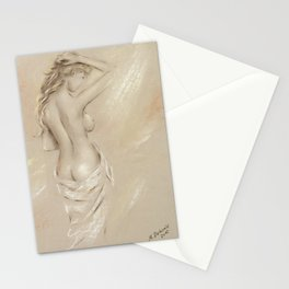 Goddess of the Dawn Stationery Cards