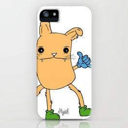 Mello Kitty iPhone Case