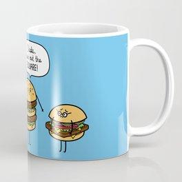 Burger Bullies Coffee Mug