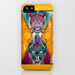 Versus iPhone Case