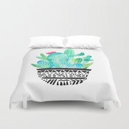Pot Me A Cacti! Duvet Cover