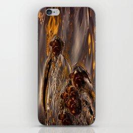 Baby ducklings iPhone Skin