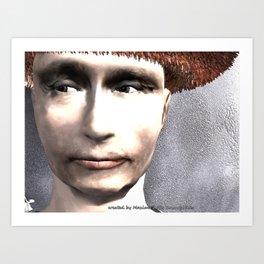 Crawn Of Russian Czar Art Print