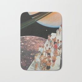 People of Titan Bath Mat