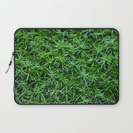 Leaves in the rain Laptop Sleeve