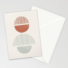 Balancing Stones #4 Stationery Cards