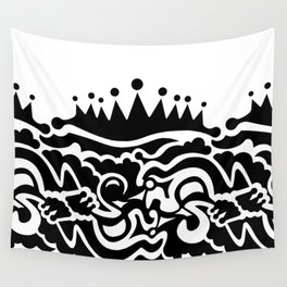 Fills Doodle Wall Tapestry