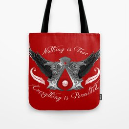 The Creed Tote Bag