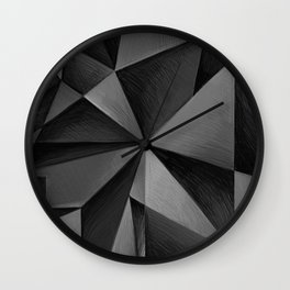 Picasso x Malevich (art collaboration:) Wall Clock