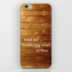 Binding iPhone & iPod Skin
