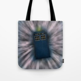 Doctor Who - Call me a Doctor..... Allons-y! Tote Bag
