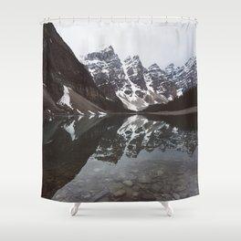 Moraine Lake #society6 #buyart Shower Curtain