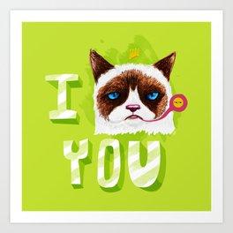 I GC You Art Print