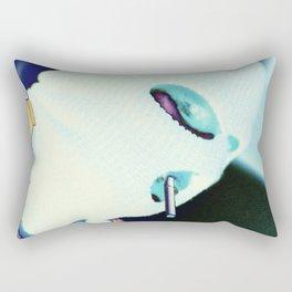 Internet Politician Rectangular Pillow