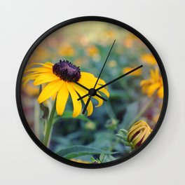 Flower series 04 Wall Clock