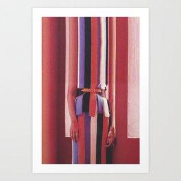 Bazaar #37 Art Print