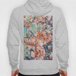 Aquarell Floral 05 Hoody