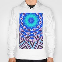 sacred geometry Hoodies featuring Sacred Geometry by Michael White
