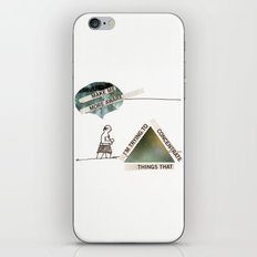 All Knowing iPhone & iPod Skin