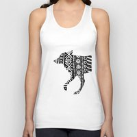 into the wild Tank Tops featuring Wild by Samantha Crepeau