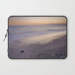 """Amoladeras beach"" Laptop Sleeve"
