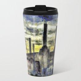 Battersea Power Station Art Travel Mug