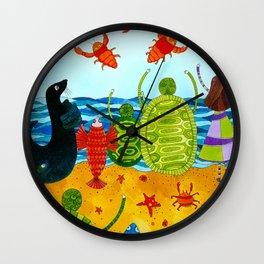 Alice in Wonderland #10 Wall Clock