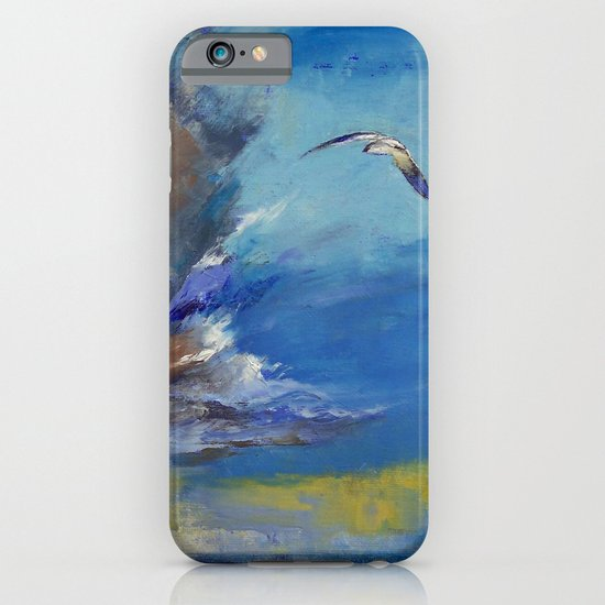 Loneliness iPhone & iPod Case