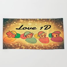 1D-2 Beach Towel