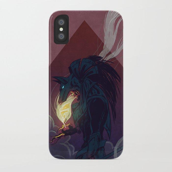 Anubis iPhone Case