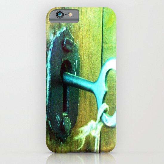 heart key iPhone & iPod Case