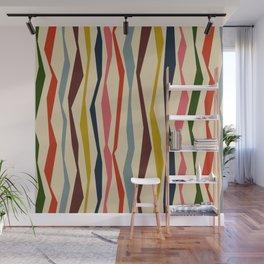 Bloomsbury Stripe Wall Mural