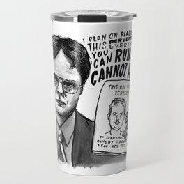Dwight | Office Travel Mug