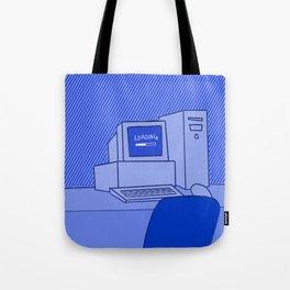 Loading... Tote Bag