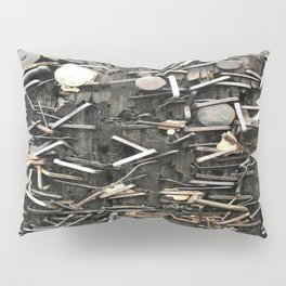 Staples and Nails it! Pillow Sham