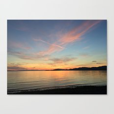 Ocean Calm VII Canvas Print