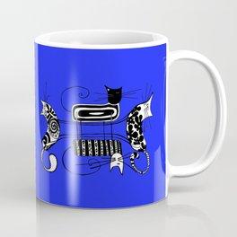 Cats love Coffee Mug