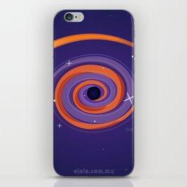 cosmic glance iPhone Skin