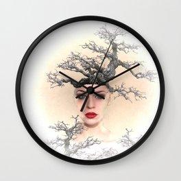 Earth Queen Wall Clock