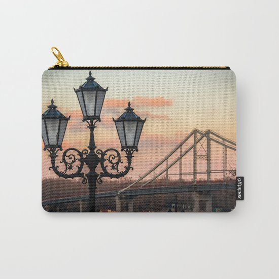 Street lamp Carry-All Pouch
