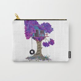 Treehouse I Carry-All Pouch