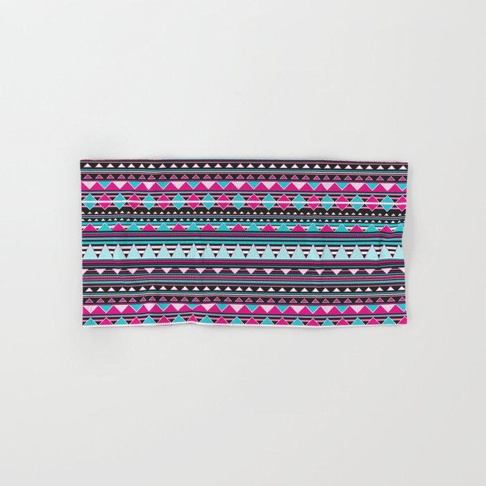 Aztec Stripes by Everett Co Hand & Bath Towel
